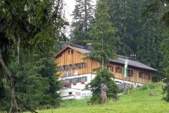 Guffert Hütte 1465 m
