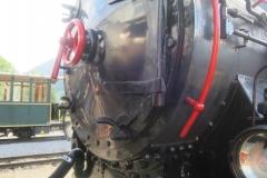 Lok der Museeumsbahn