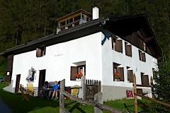 Unsere Unterkunft Casa Sesvenna