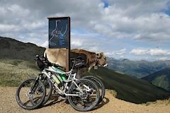 Am Passo Cercen 2620m