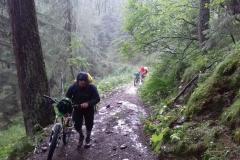 2018-08_049_Manfred_Transalp-Karnische-Alpen_Aufstieg-zum-Passo-Palombino