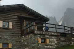 Baita Segantini, Trentino-Alto-Adige