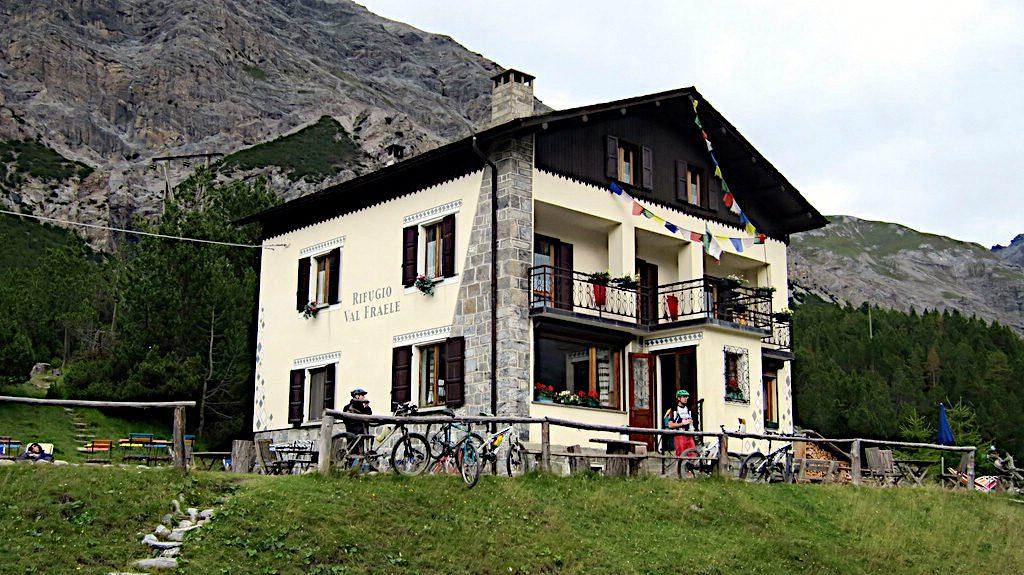 Rifugio Val Fraele