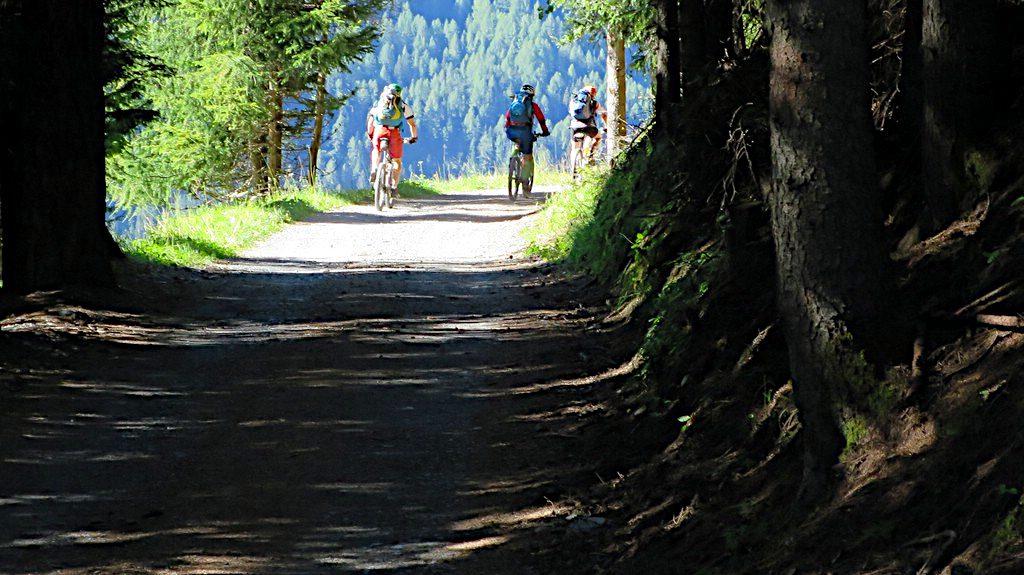 oberhalb des Val Viola -Transalp vom Bodensee zum Comer See