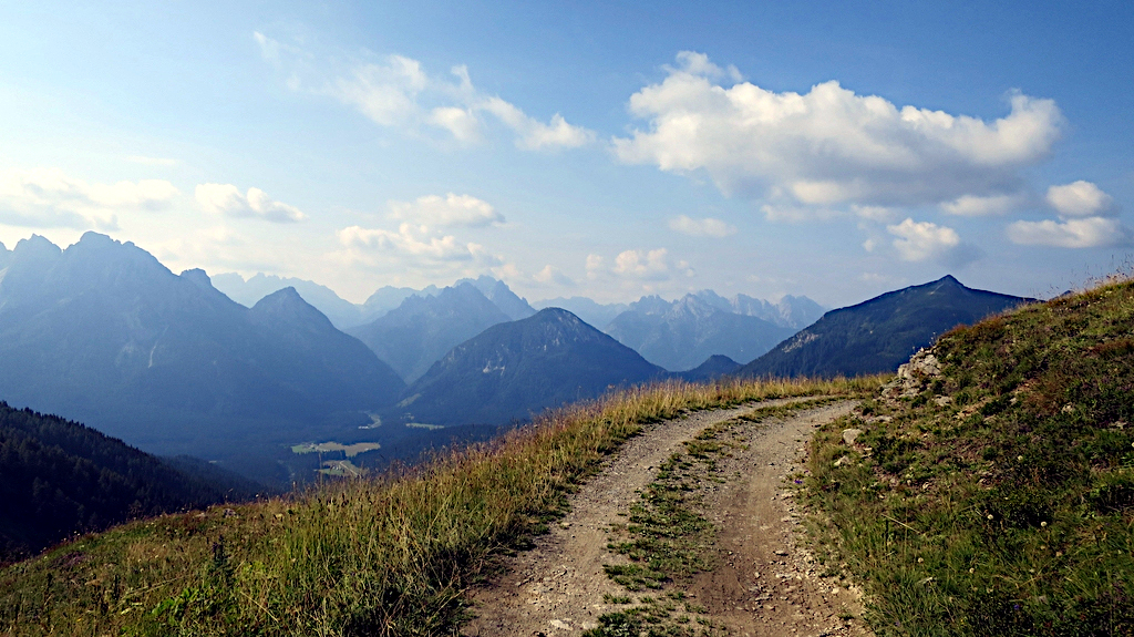Blick ins Val Dignas