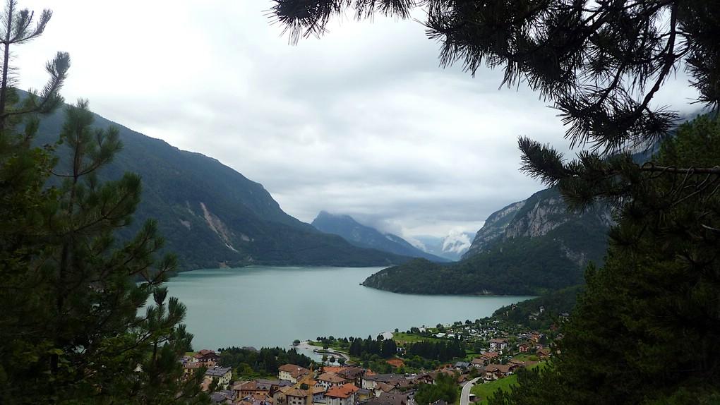 Der Lago di Molveno